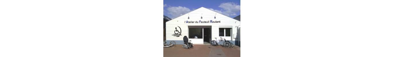 Atelier du Fauteuil Roulant